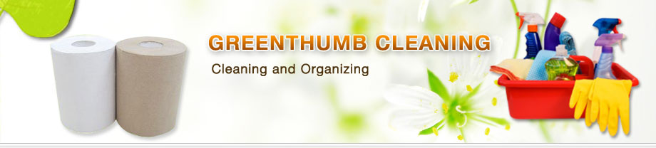 Green Thumb - Cleaning and Organizing